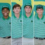 Boys Junior Varsity Golf falls to Springboro 178 – 189