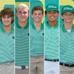 Boys Varsity Golf falls to Springboro 156 – 180