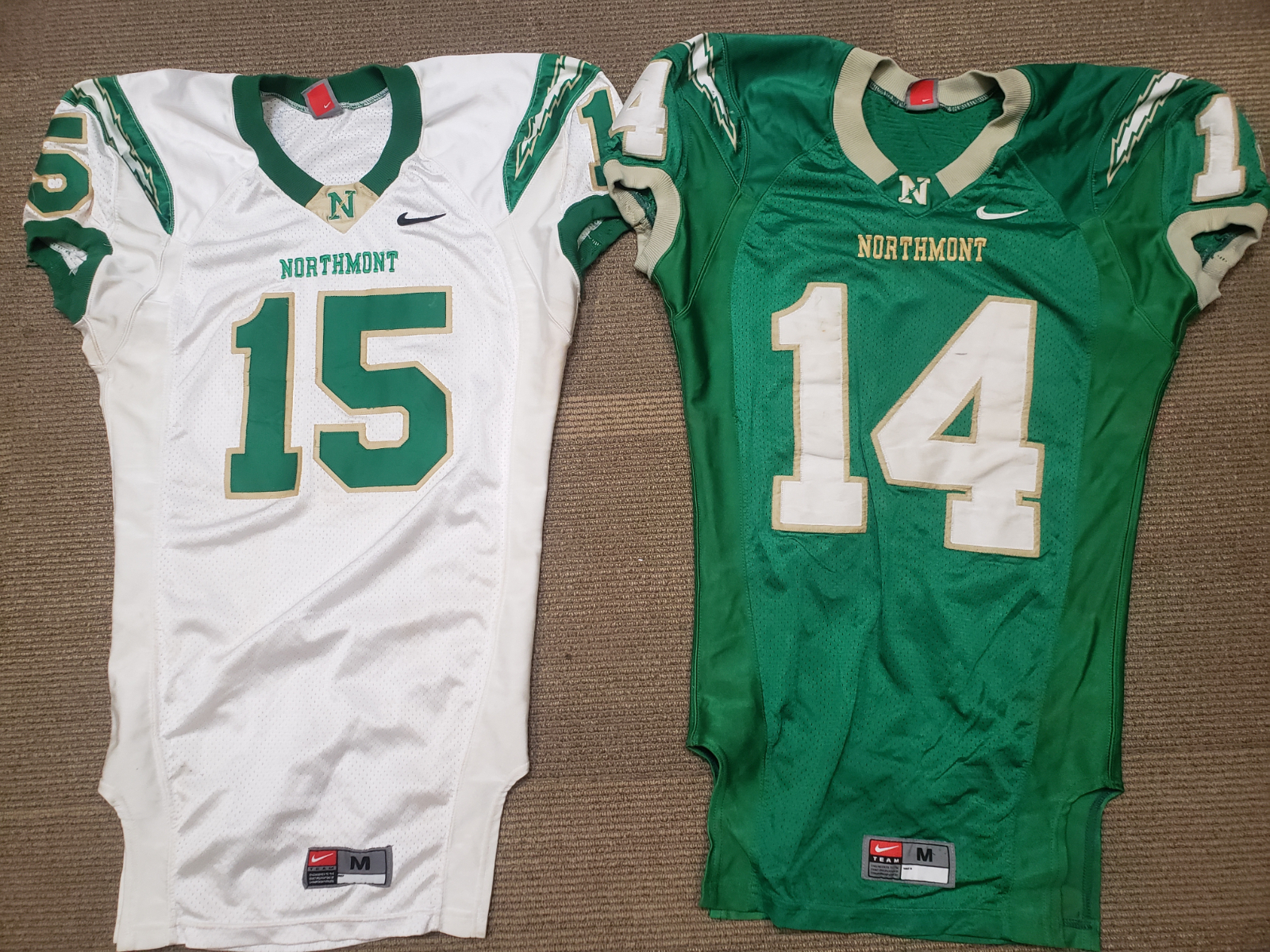 Varsity Football Uniforms for Sale