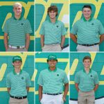 Boys Varsity Golf finishes 5th place at Gwoc