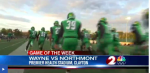 Operation Football Game of the Week
