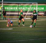 Girls JV Soccer VS Springboro 9/9
