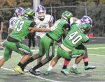 Thunderbolts rout Middletown in playoffs