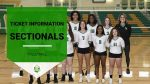 Volleyball Sectional Tickets Info – PLEASE READ