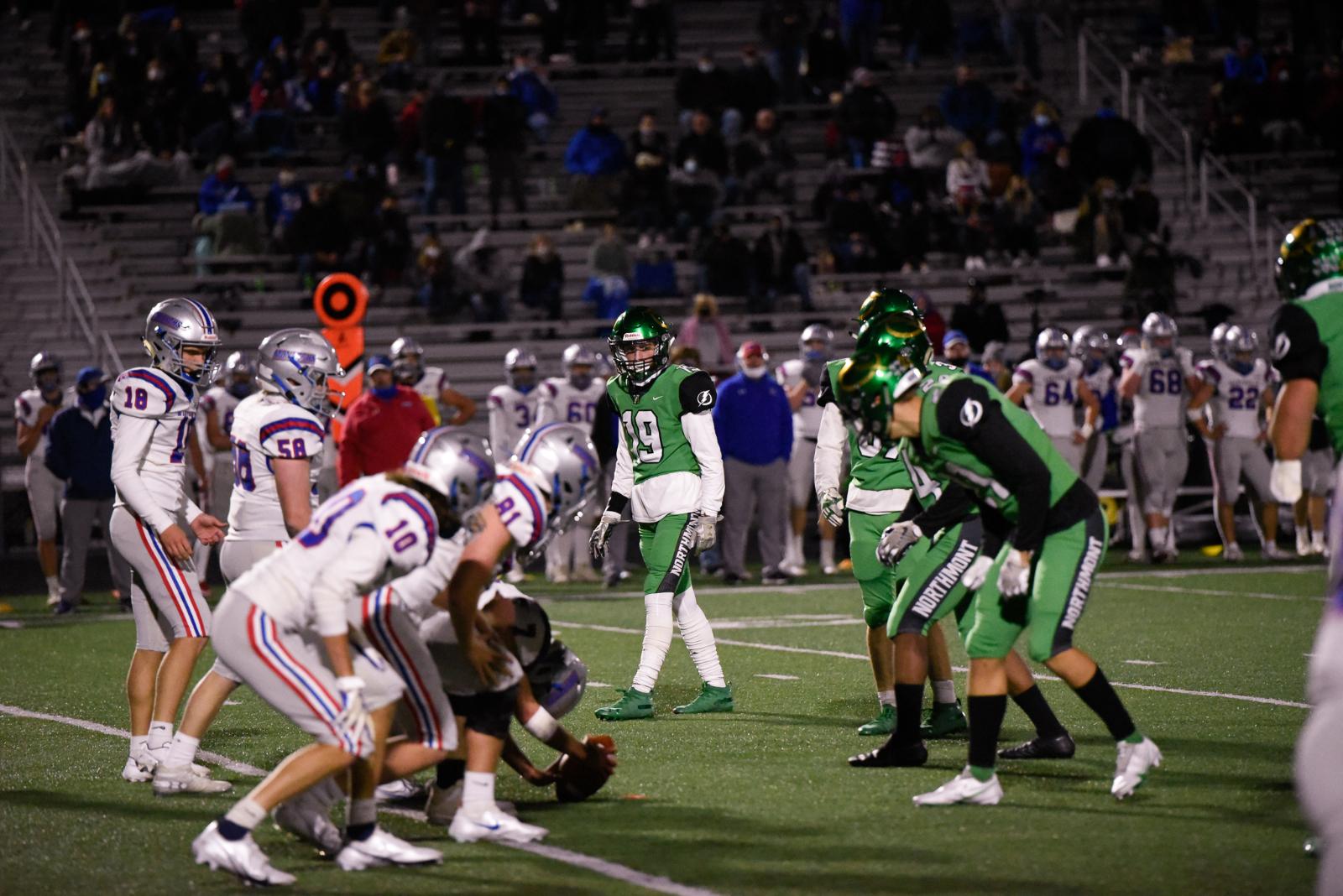 Northmont vs Springfield football – CANCELLED