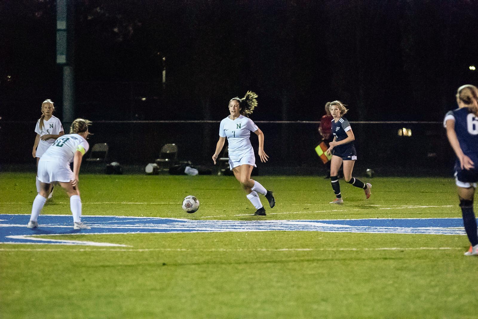 Girls Varsity Soccer VS Kettering Fairmont 10.24
