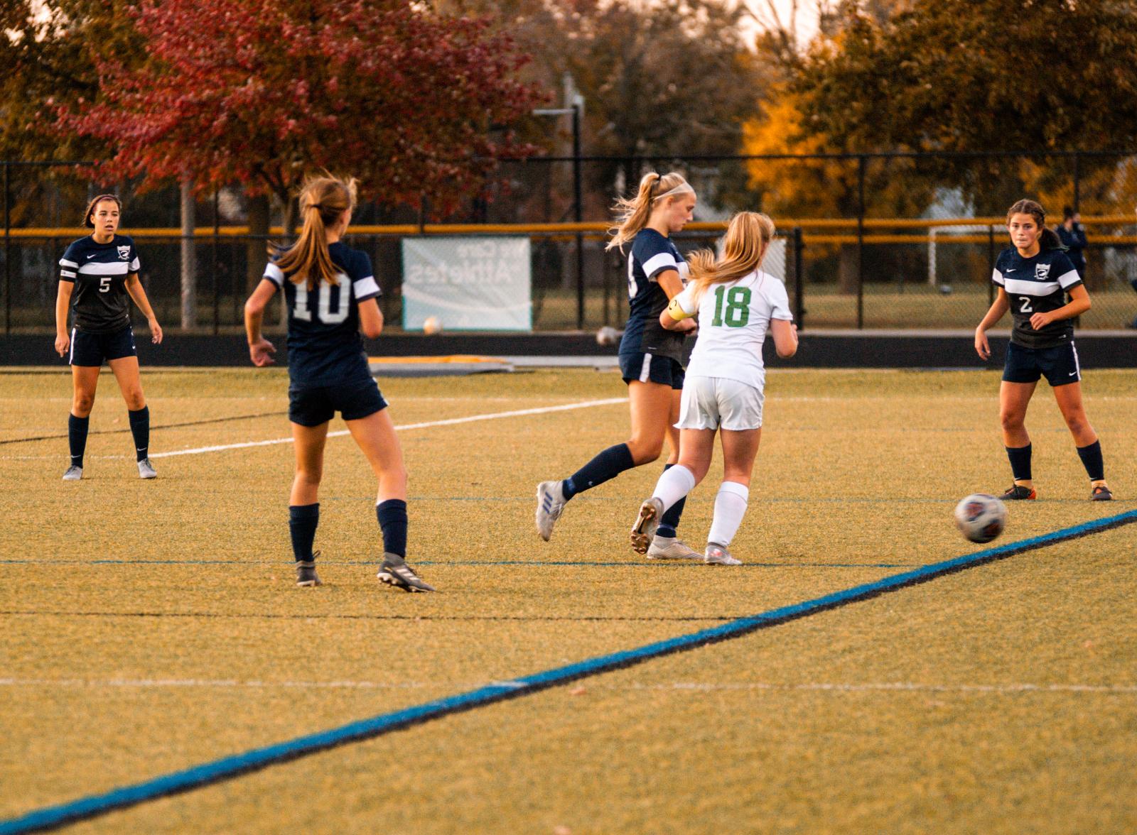 Girls JV Soccer VS Kettering Fairmont 10.24