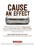 Support Northmont DECA at Chipotle Tonight from 5 to 9