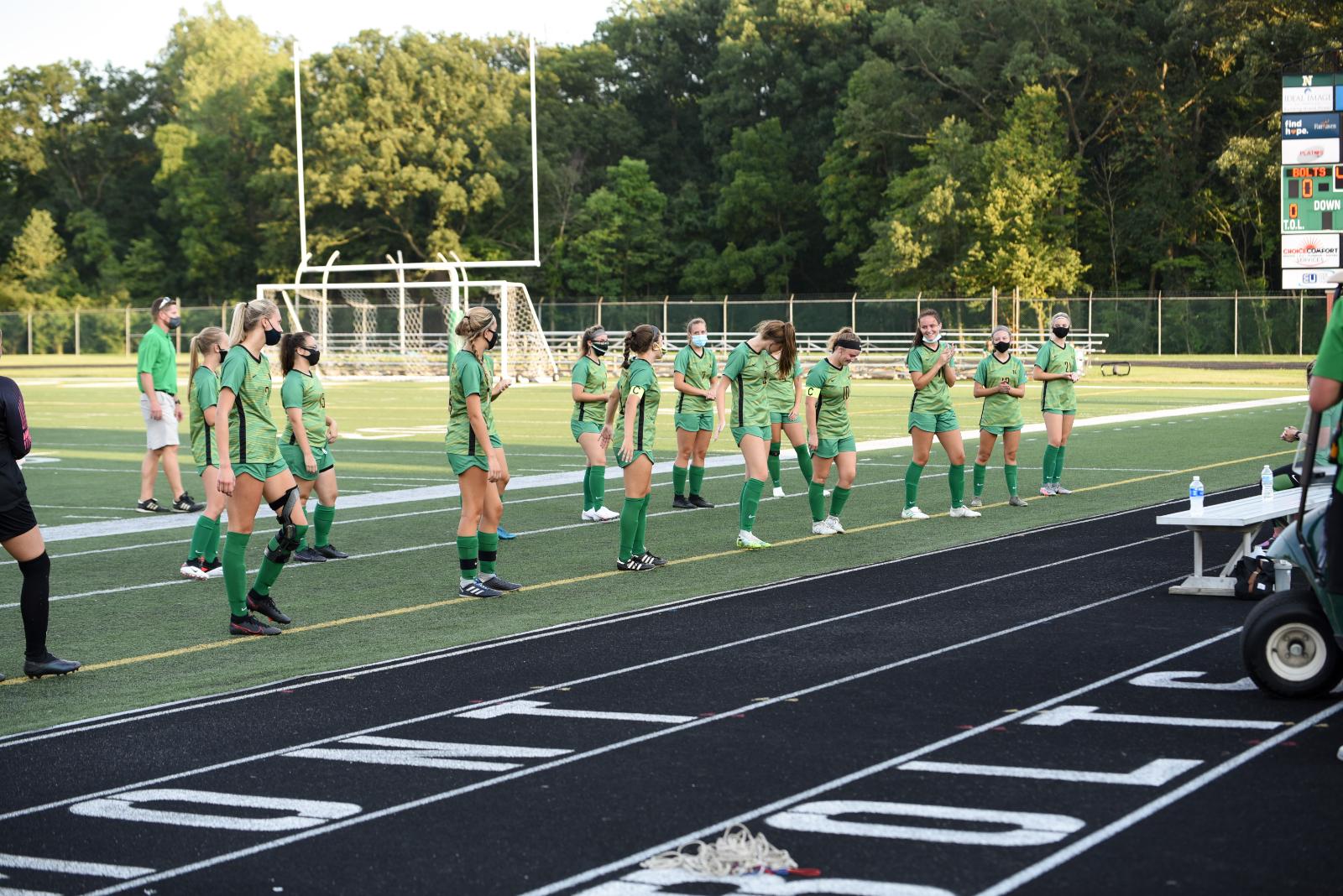 Girls Varsity Soccer Easterling Studio Photo Gallery