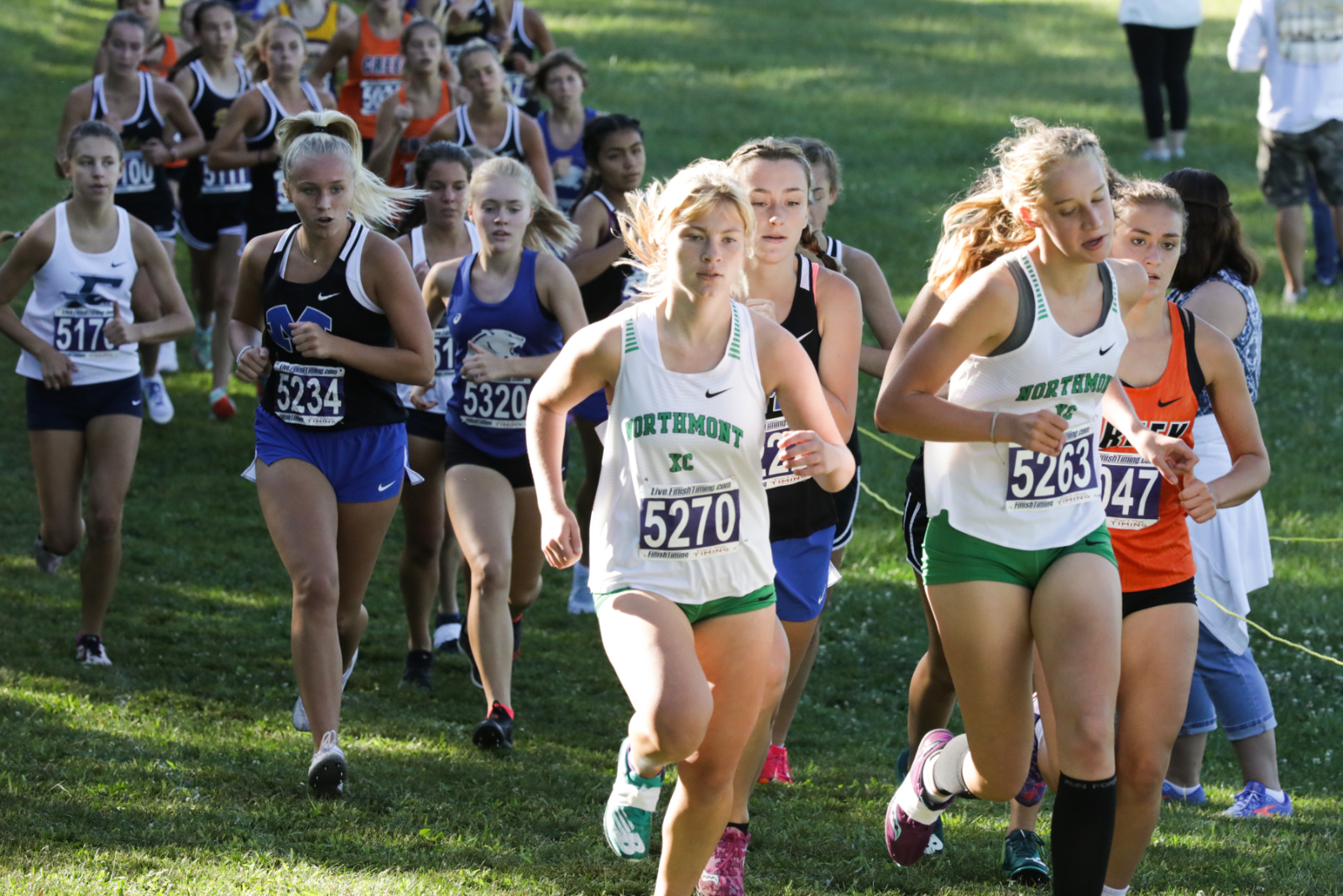 Cross-Country Easterling Studios Photo Gallery
