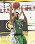 Elks stampede past T'bolts, 106-43