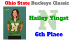 Senior Bowler Hailey Yingst finishes 6th at The Ohio State Buckeye Classic