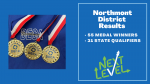 DECA Members win 55 medals and qualify 31 for the Ohio DECA State Conference
