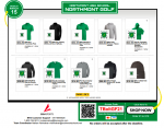 Northmont Golf Team Spirit Gear – Shop Closes March 15