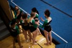 Girls Gymnastics Team Finishes the Season Strong