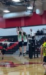 Northmont Volleyball Battles with 5-Set Loss to State #4