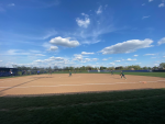Girls Varsity Softball falls to Miamisburg 10 – 1