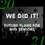 20-21 Future Plans for students
