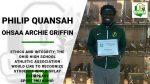 OHSAA Archie Griffin – Philip Quansah