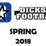 Football Slated to Begin Spring Practice