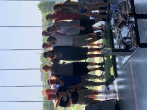 Football Senior Trip