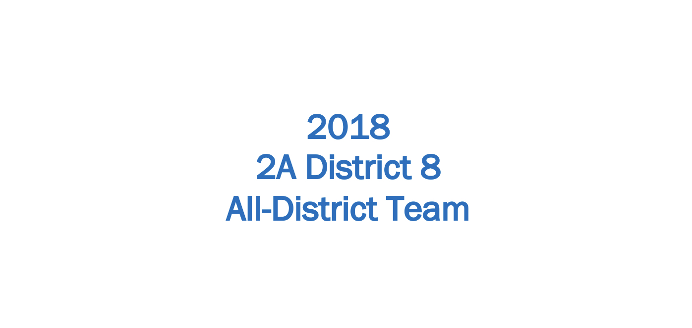 Comets Place 4 on 1st Team All-District