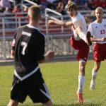 Rossville boys soccer defeats Taylor