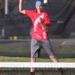 Rossville tennis preparing to face Frankfort in sectional
