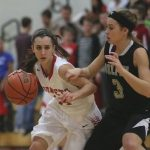 Lady Hornets lose close one to Delphi