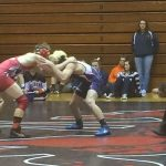 Hornet wrestlers advance to Regionals