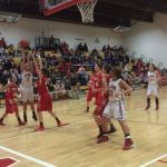 Lady Hornets beat Falcons