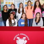 Brenneman signs to play volleyball at Ancilla College