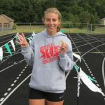 Rossville's senior leads the pack