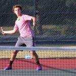 Rossville tennis eliminated by Zionsville