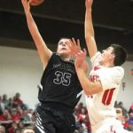 Rossville boys fall to Clinton Prairie