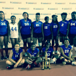 Volleyball team places 3rd in the BCS Tournament