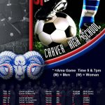 Carver Boy's and Girl's Soccer Schedule Announced!