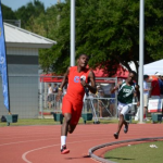 Thomas Williams and Moriah Craig Lead the Rams Track Team in 5A State Championships