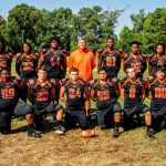 Gladewater High School Varsity Football beat Center High School 38-36
