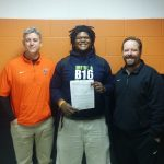 Gladewater Senior Signs Letter of Intent