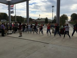 Fall Sports State Send Off