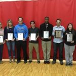 2015 Fall Sports Awards Night