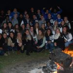 Varsity Football & Cheer Team Build