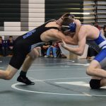 Salem Wins Adrian Dual for 2nd Straight Year