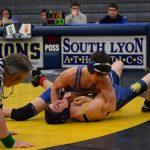 Salem Wrestler's take 9th at Holt Invite