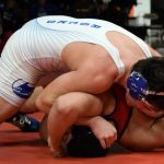 Wrestlers Take 6th at Oberverland