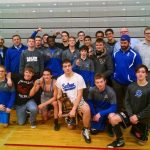 Wrestling Team District Champs
