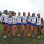 Salem Girls XC Win's Dewitt Invitational