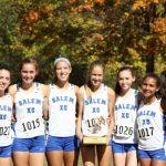 Salem Girls XC 2015 Wayne County Champions