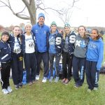 Salem High School Girls Varsity Cross Country finishes 2nd place